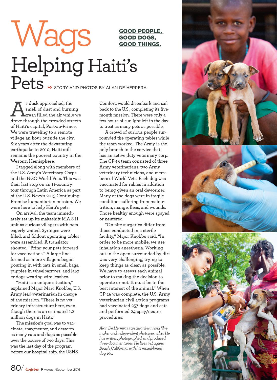 Continuing Promise Mission 2015 Haiti