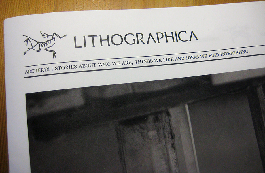 Lithographica-Editorial