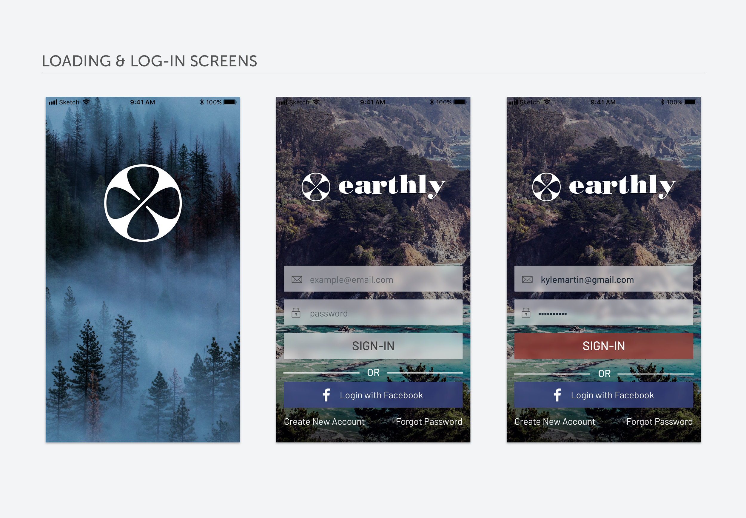UI Library - Login Screens.jpg