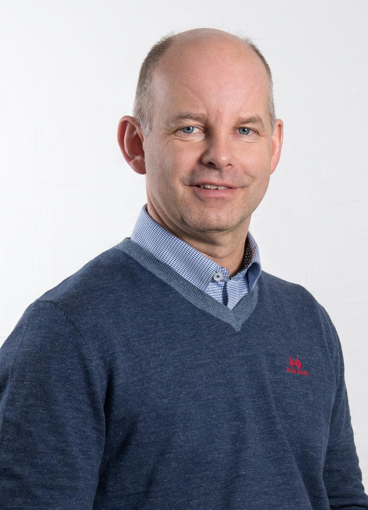 Steinar Fredheim, avdelingsleiar Distriktsenteret