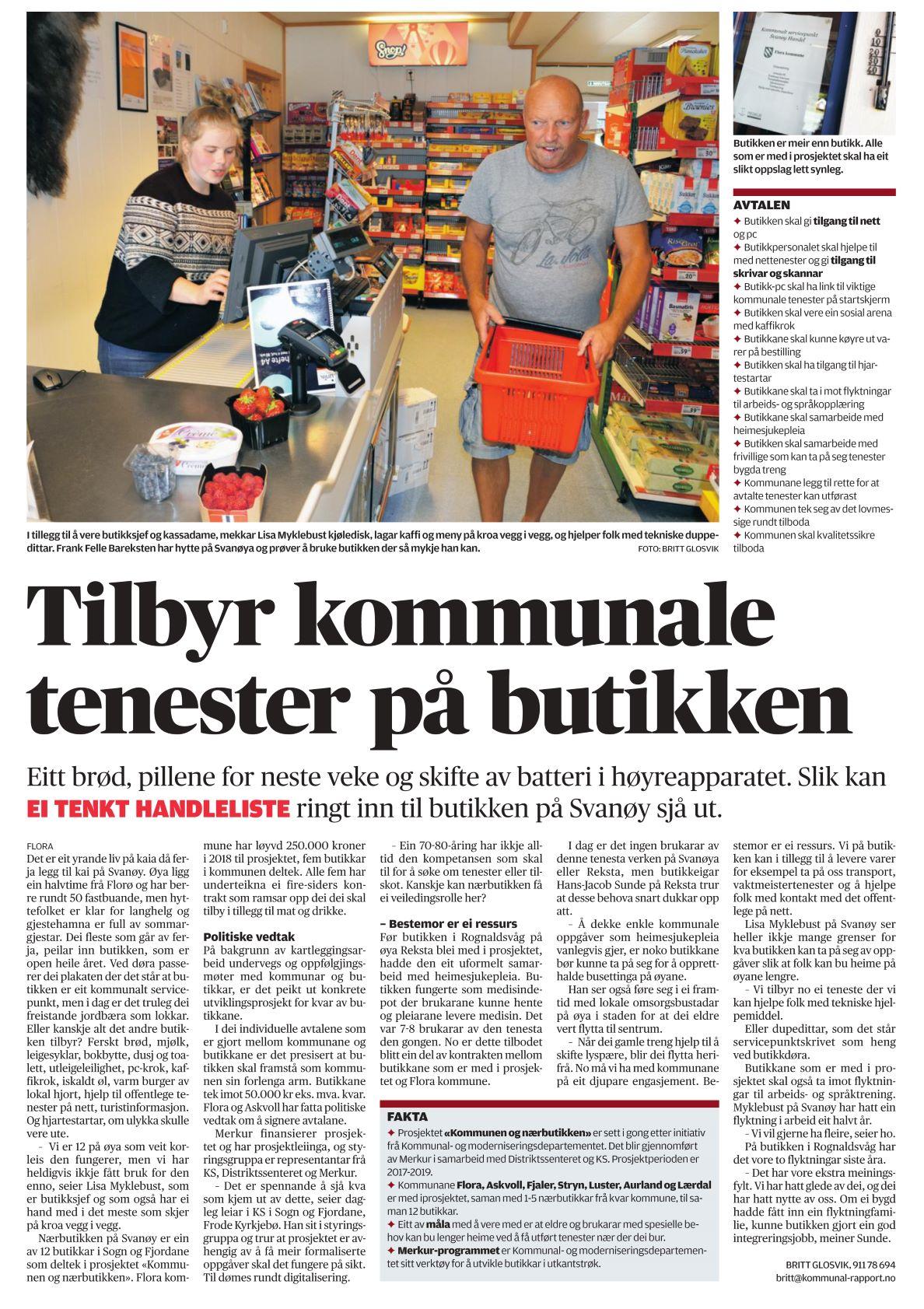 Tilbyr kommunale tenester på butikk_Komm rapport.jpg