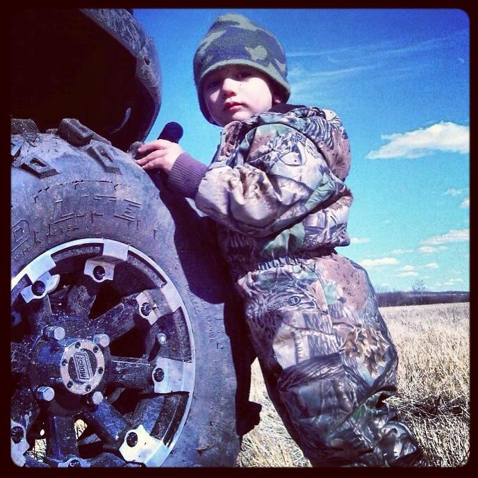Quinn ready to hunt