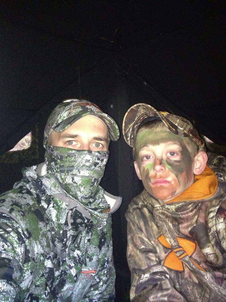 Wade and Dougie
