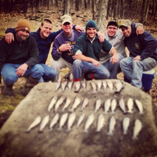 trout season 2013