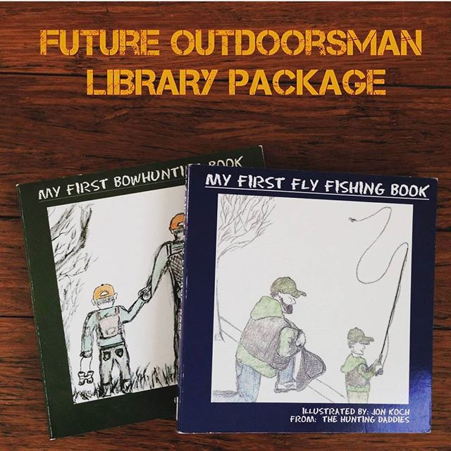 Back for a limited time #blackfriday November 24- #cybermonday November 27 - you can order on our website two board books for only $12! Great #stockingstuffer and perfect gift for parents and grandparents to be ............................................................................................................................#blackfridaydeal #futureoutdoorsman #firstdayofbuck #fishingfamily #huntingdaddy #huntingfamily #pregnant #newbaby #babysfirstchristmas #linkinprofile #shopsmallsaturday #smallbiz #girlshunttoo #babygift #newdad #newmom #getoutdoors #childhoodunplugged