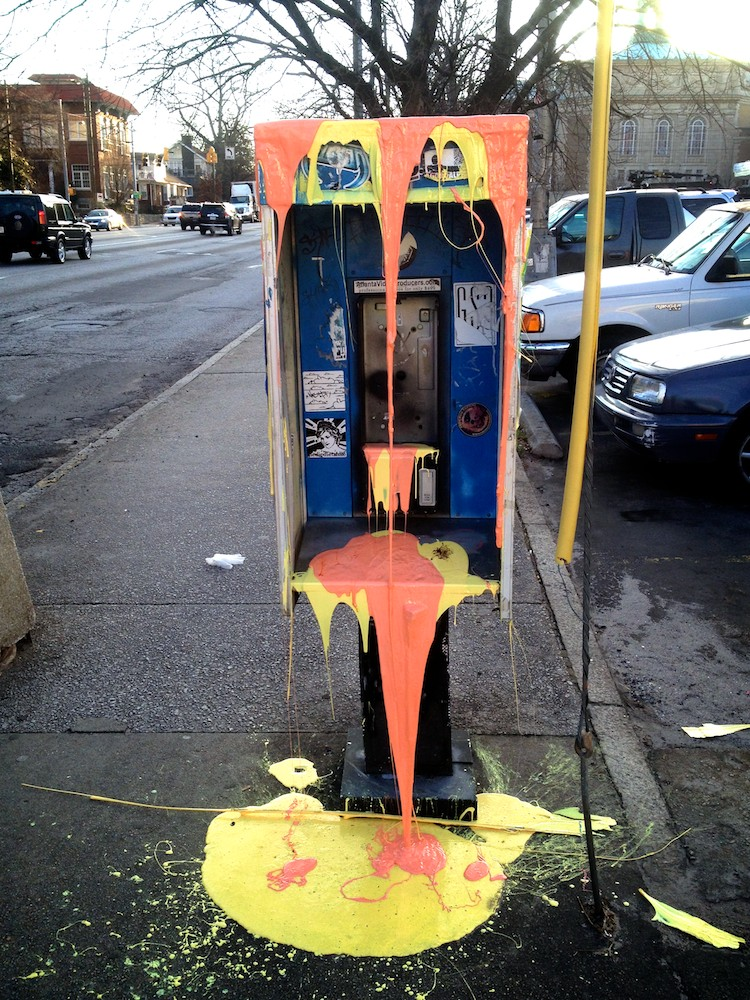 Phone Booth Dripping 1 - Kevin Byrd -  Ponce de Leon - (3).jpg