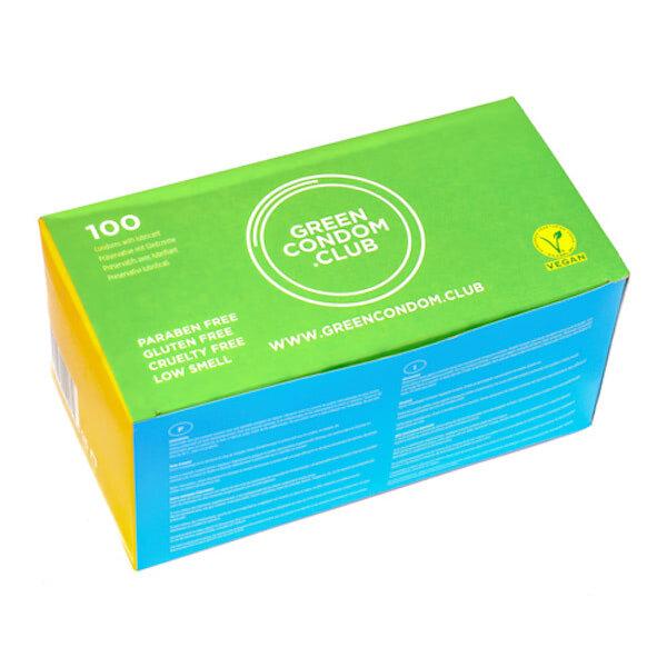 Box of 100 condoms