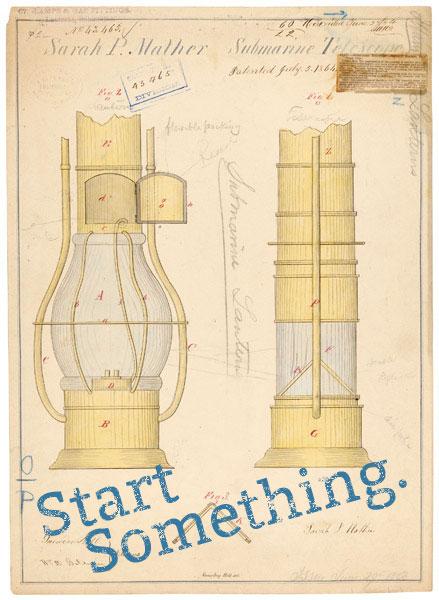 Start Something.