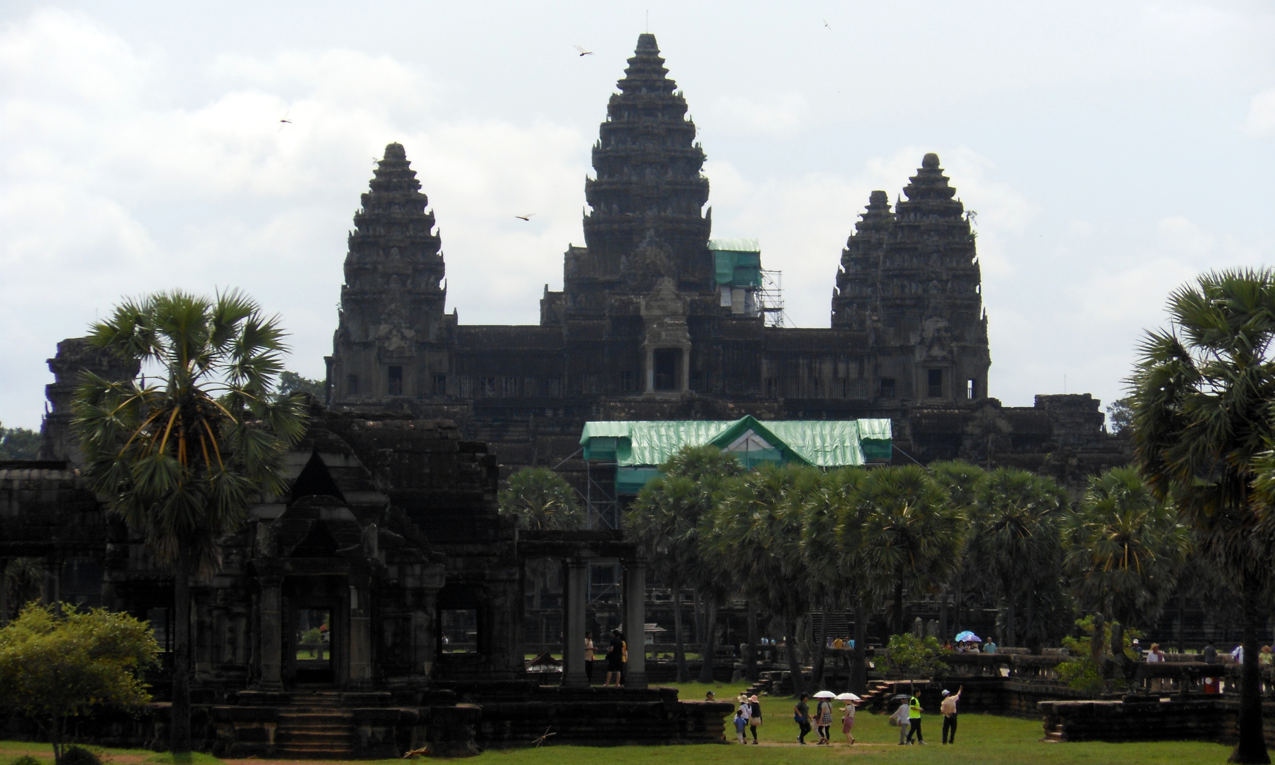 Siem Reap and the Angkor experience