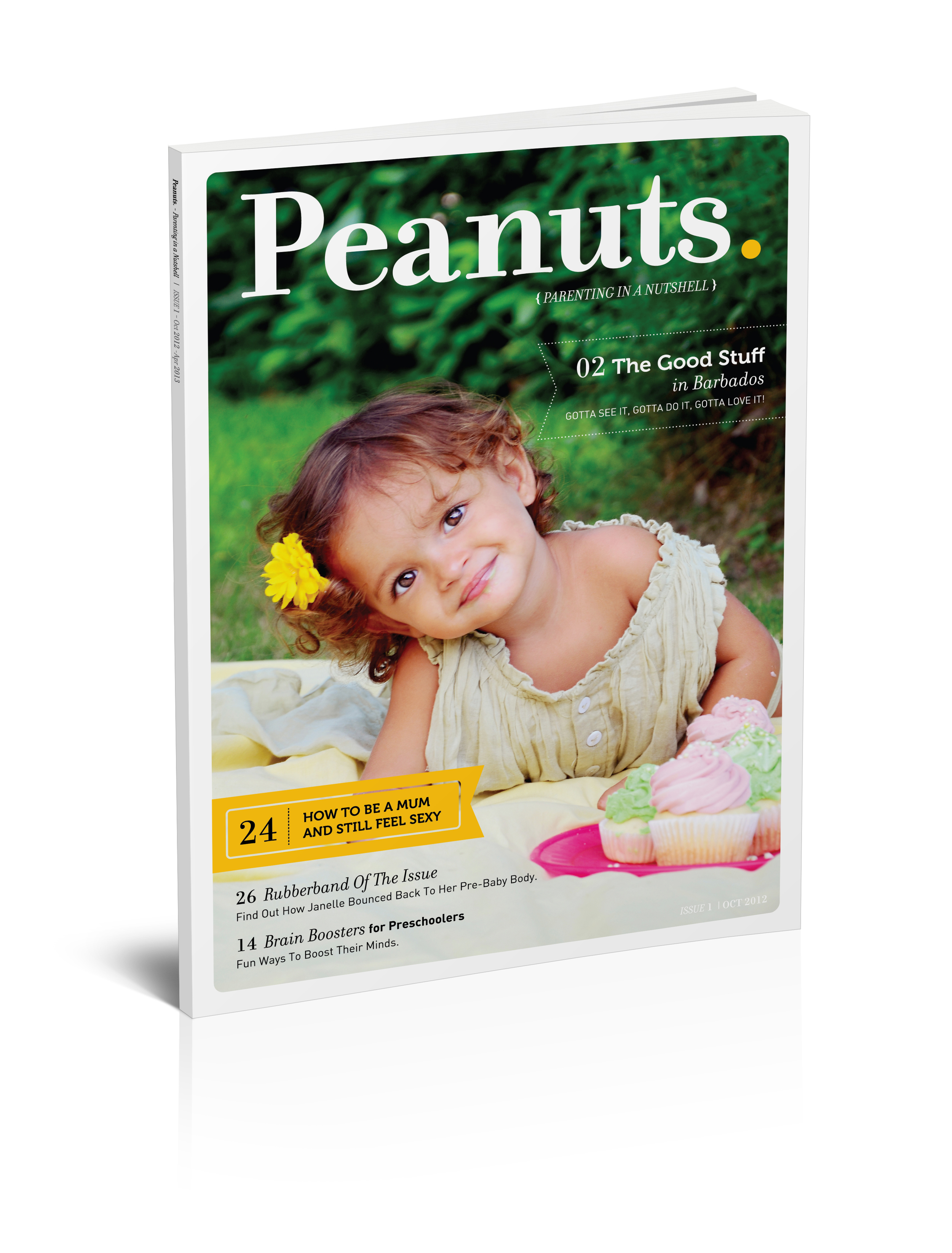 Peanuts Magazine, Issue 01   Editorial