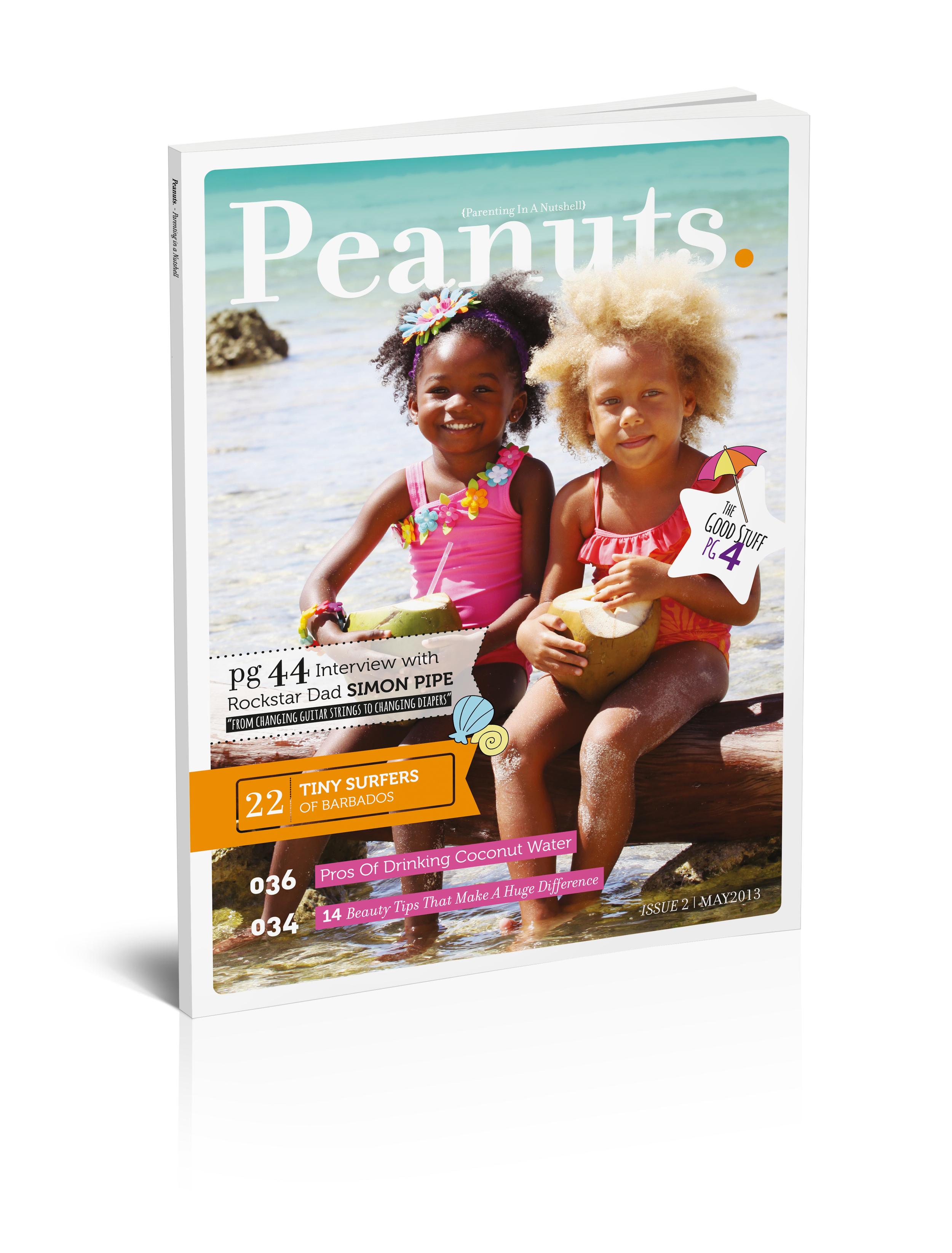 Peanuts Magazine, Issue 02   Editorial