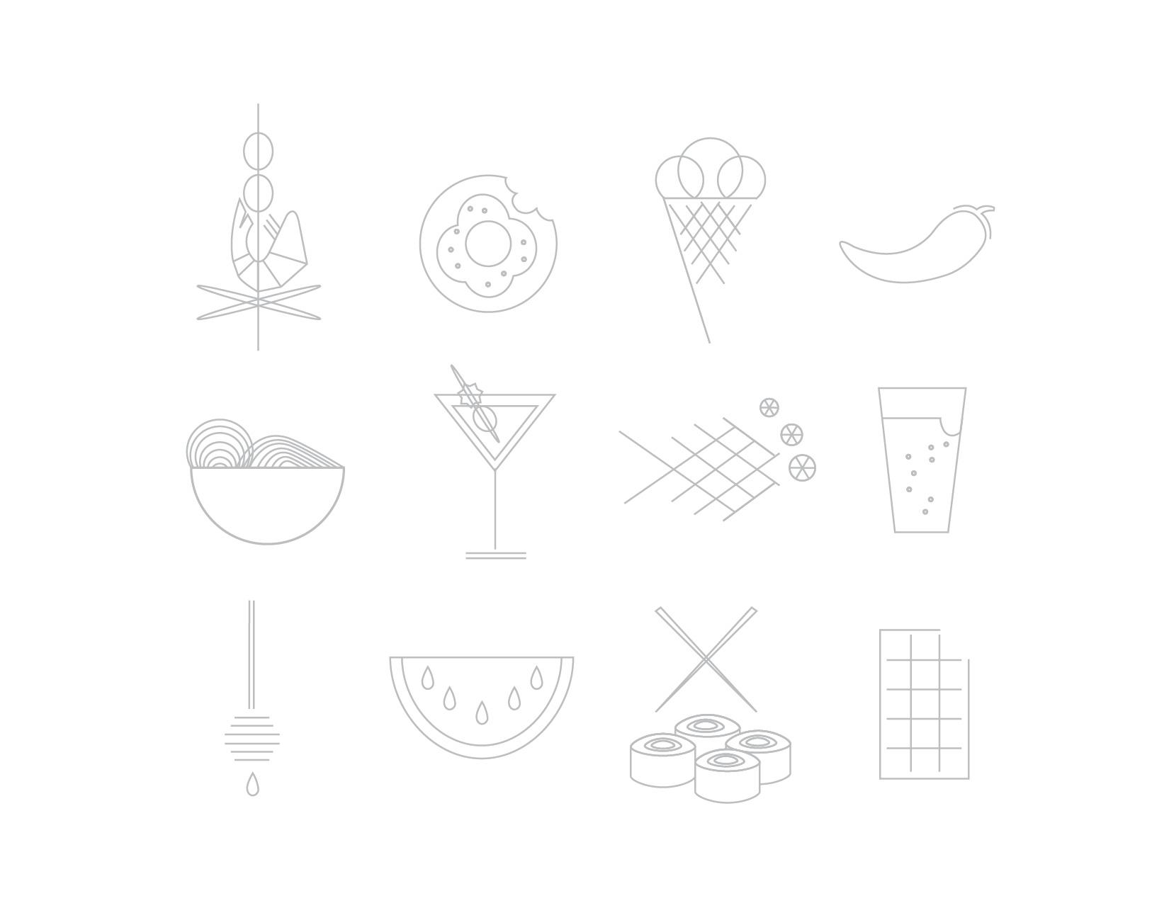 In-Fusion Icon Set   Identity Design