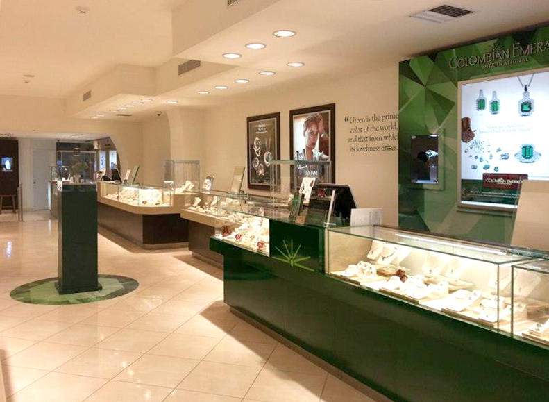 Colombian Emeralds International Store Branding   Brand Management