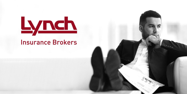 Lynch Insurance Brokers Brand Development