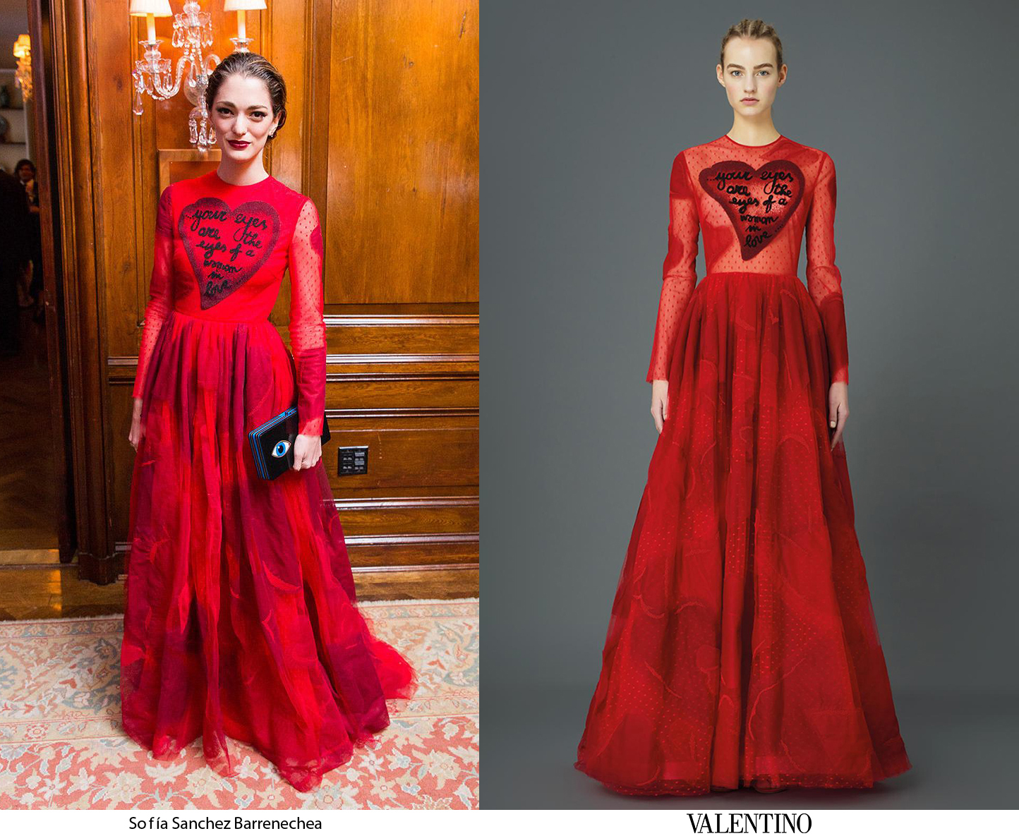 Sofia-Sanchez-Barrenechea-MadGala-Valentino-Fall-2015-Red-Heart-Gown.jpg