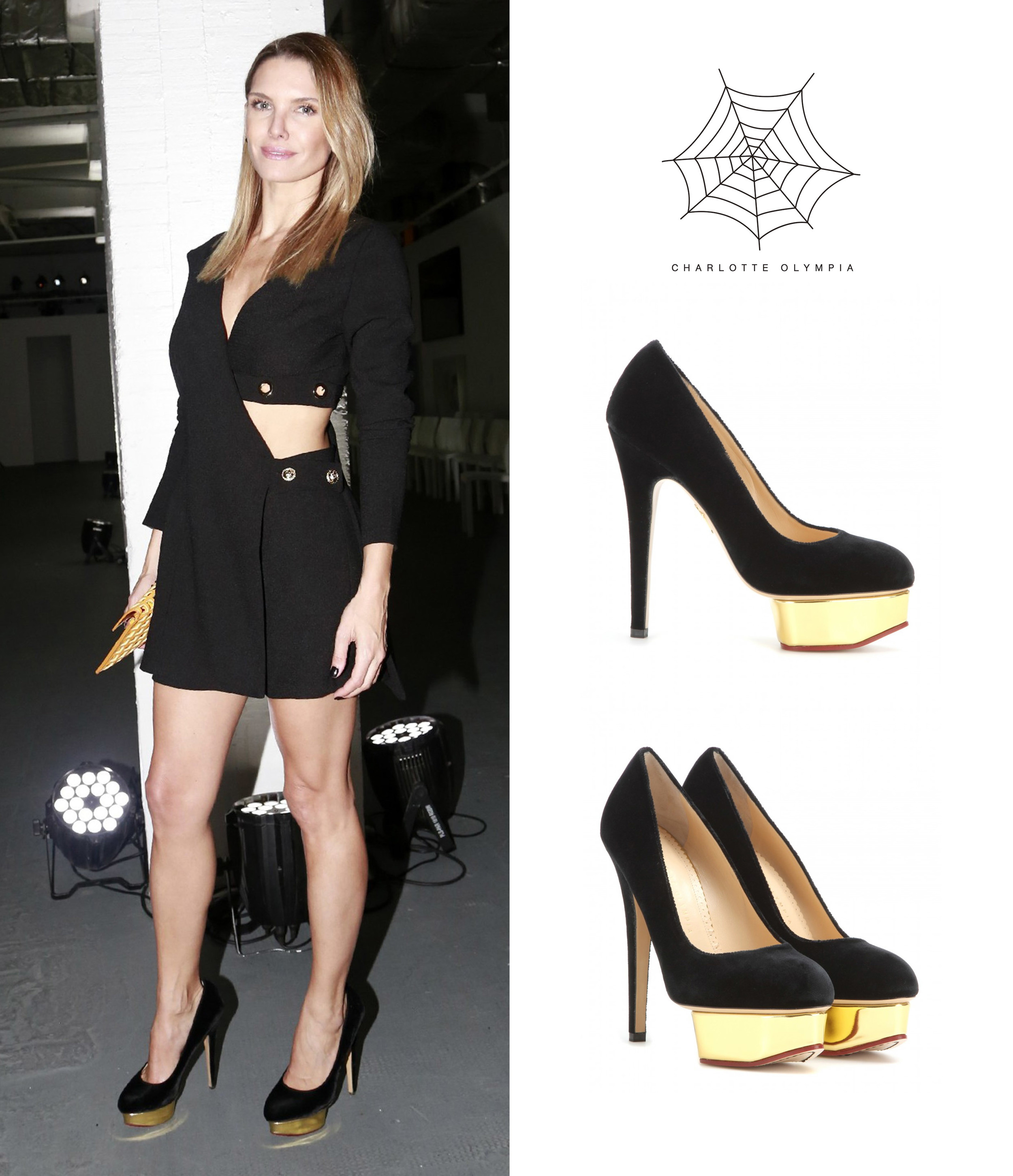 Sofia-Zamolo-Javier-Saiach-Laurencio-Adot-Fall-Invierno-2016-Zapatos-Dolly-Black-Velvet-Pumps-Shoes.jpg