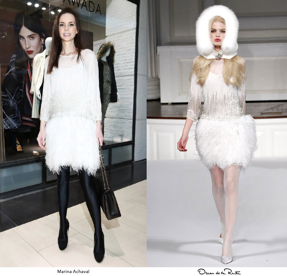 Marina-Achaval-Awada-Alto-Palermo-Oscar-de-la-Renta-Fall-2011-Feather-Skirt-Jimmy-Choo-Cosmic.jpg