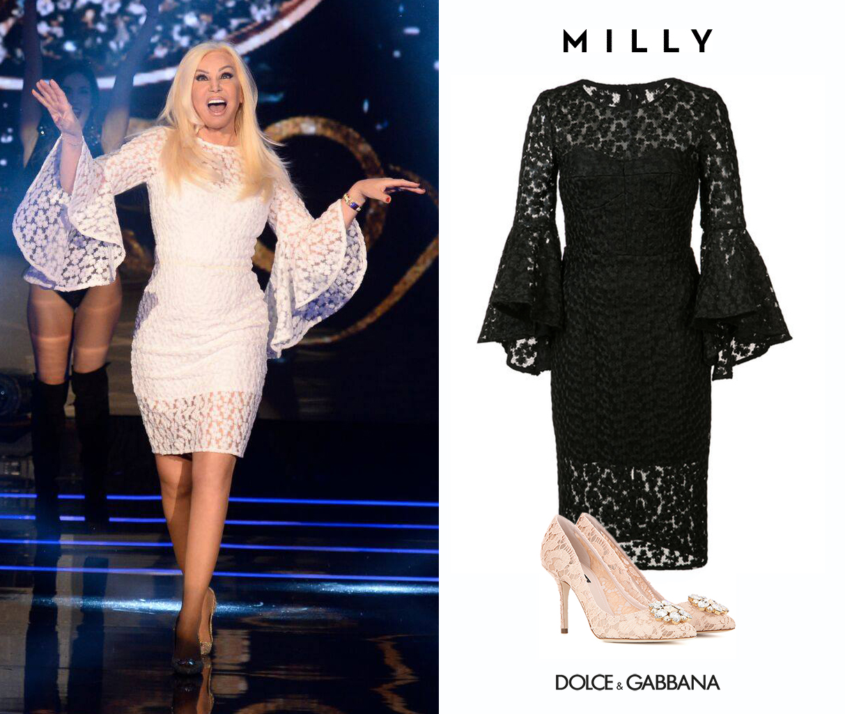Susana_Gimenez_2017_Programa_Vestido_Blanco_Milly_Encaje_Anya_Lace_Dress_White_Dolce_Gabbana_Belucci_Embellished_Shoes_Zapatos_Looks.jpg