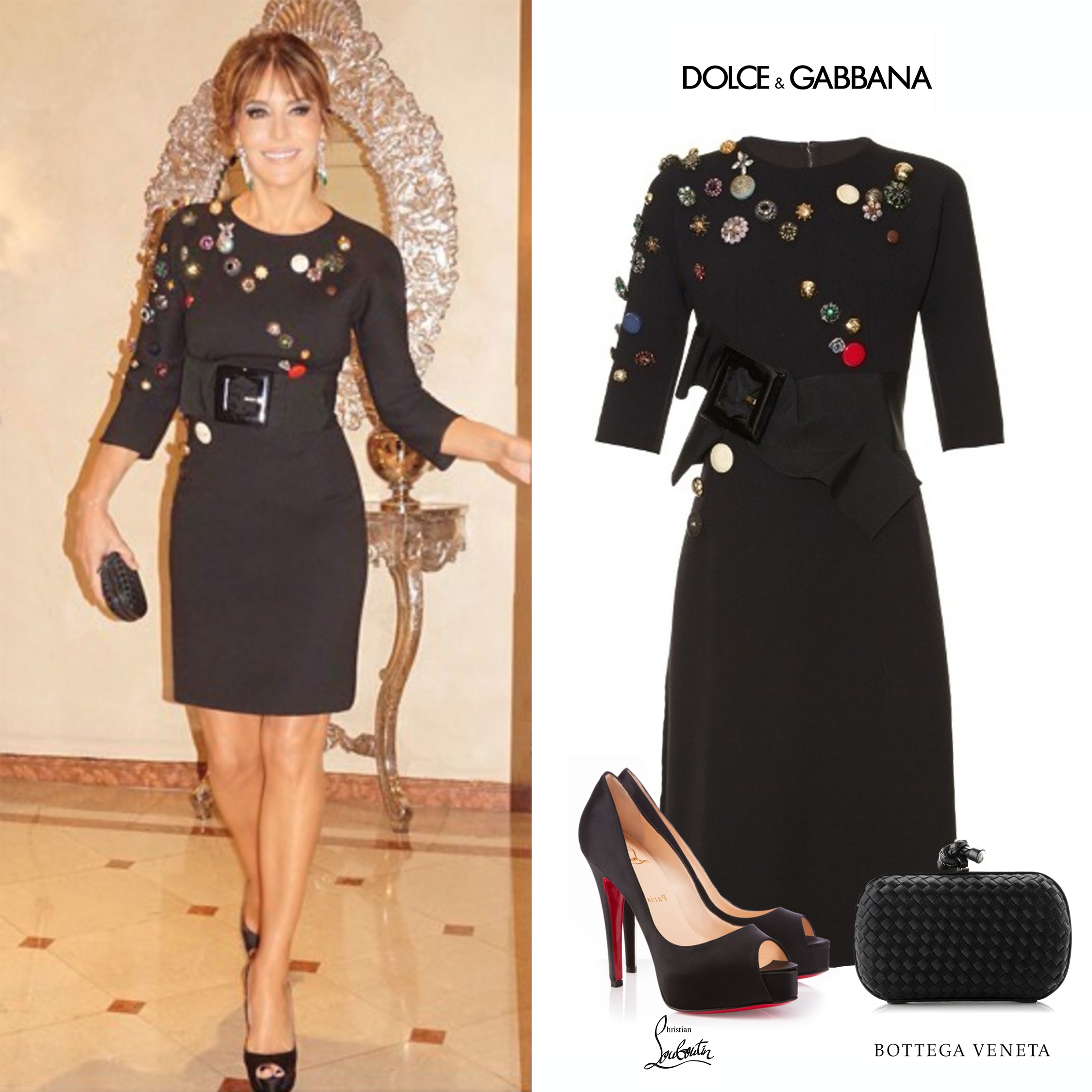 Patricia_della_Giovampaola_Darenberg_Gala_Conciencia_Vestido_Negro_Cristales_Embellished_Detail_Black_Dolce_Gabbana_Dress_Zapatos_Negros_Saten_Christian_Louboutin_Hyper_Prive_Black_Bottega_Veneta_Intrecciato_Knot_Clutch_Buenos_Aires_2018.jpg