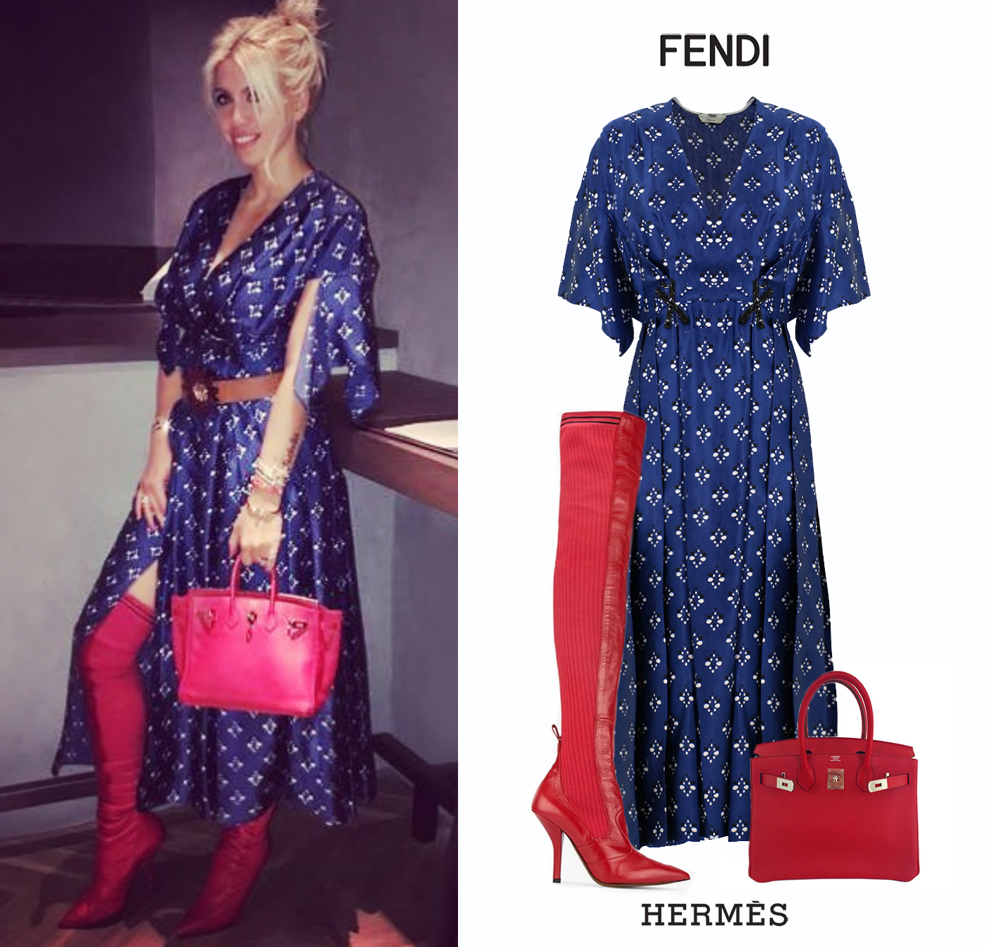 Wanda_Nara_Campione_Campo_Vita_Vestido_Fendi_Printed_Blue_Robe_Dress_Rockoko_Red_Over_The_Knee_Boots_Botas-Hermes_Bikin_Cartera.jpg