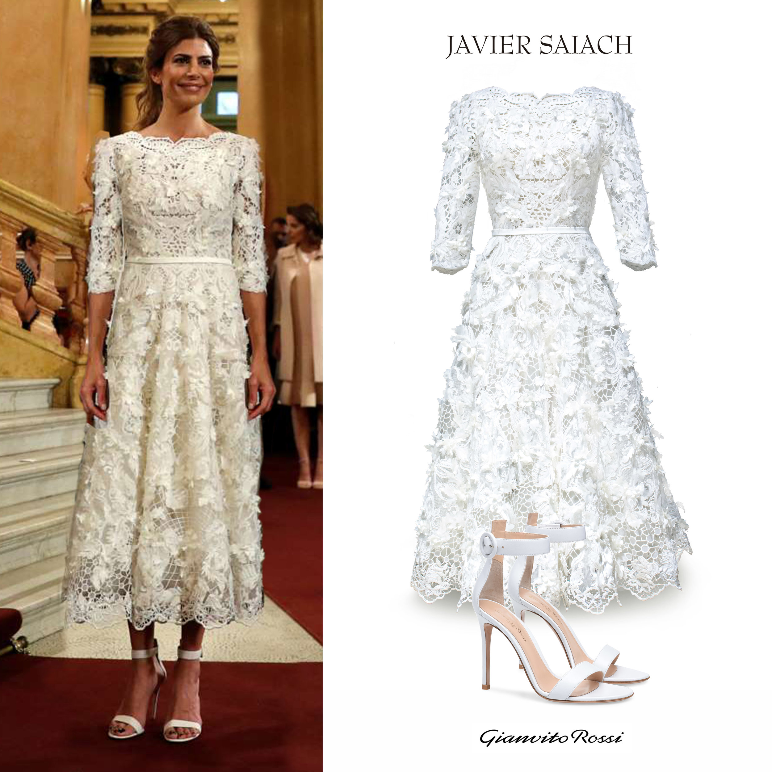 Juliana_Awada_G20_Summit_Cumbre_Grupo_Gala_Teatro_Colon_Opera_Buenos_Aires_2018_Vestido_Javier_Saiach_White_Dress_Long_Sleeve_Lace_Embroidered_Gianvito_Rossi_White_Portofino_Sandals_Sandalias_Blancas.jpg