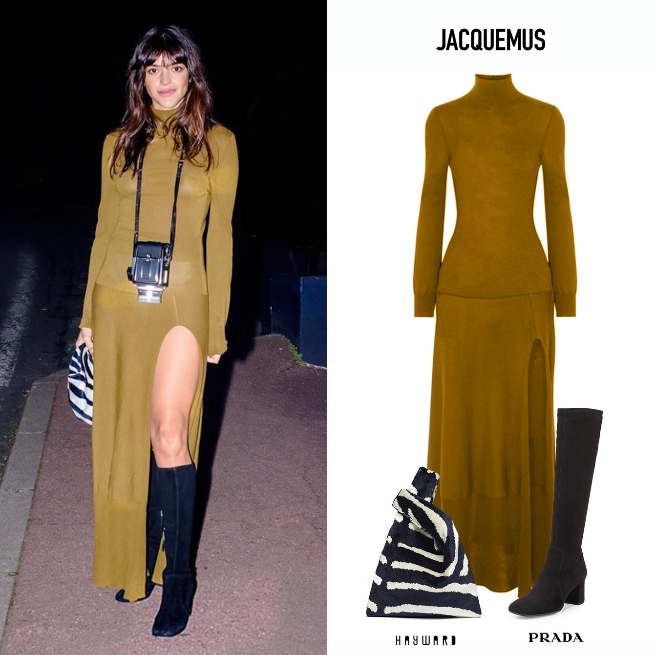 Calu_Rivero_Jacquemus_Baya_Knit_Dress_Brown_Vestido_Prada_Botas_Gamuza_Knee_Boots_Hayward_Zebra_Mini_Shopper_Bag.jpg