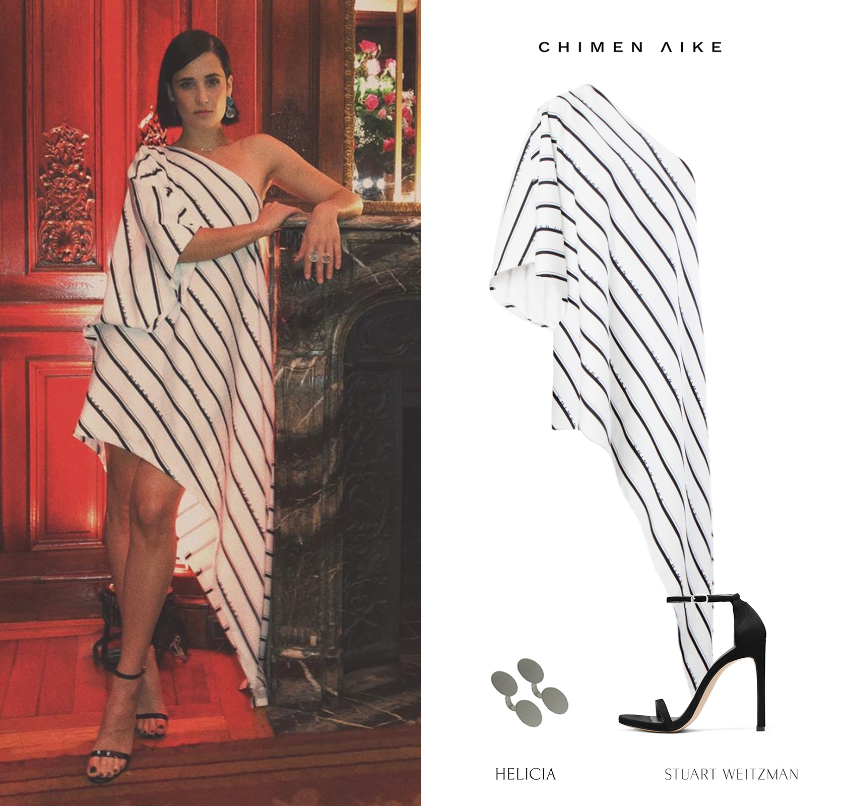 Florencia_Flor_Torrente_Marie_Claire_Lanzamiento_Buenos_Aires_Vestido_Parisier_Logo_Chimen_Aike_un_hombro_dress_zapatos_sandalias_nudist_sandals_negros_black_helicia_aros_satelite_earrings.jpg
