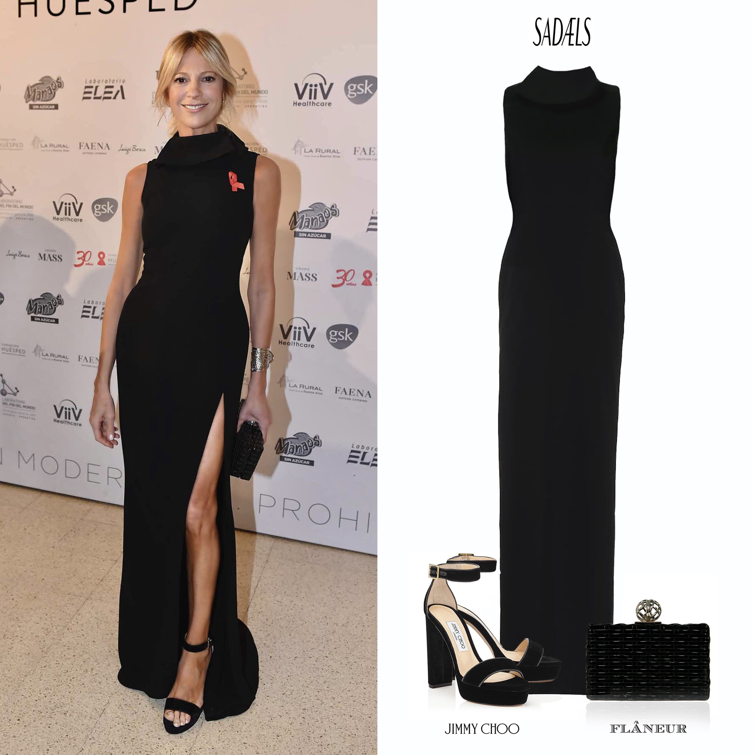 Claudia_Fontan_Fundacion_Huesped_Vestido_Black_Sleeveless_Dress_Sadaels_Saels_Sandalias_Holly_Sandals_Clutch_Trenzado_Intrecciato_Leather_Flaneur_Flaneurba.jpg