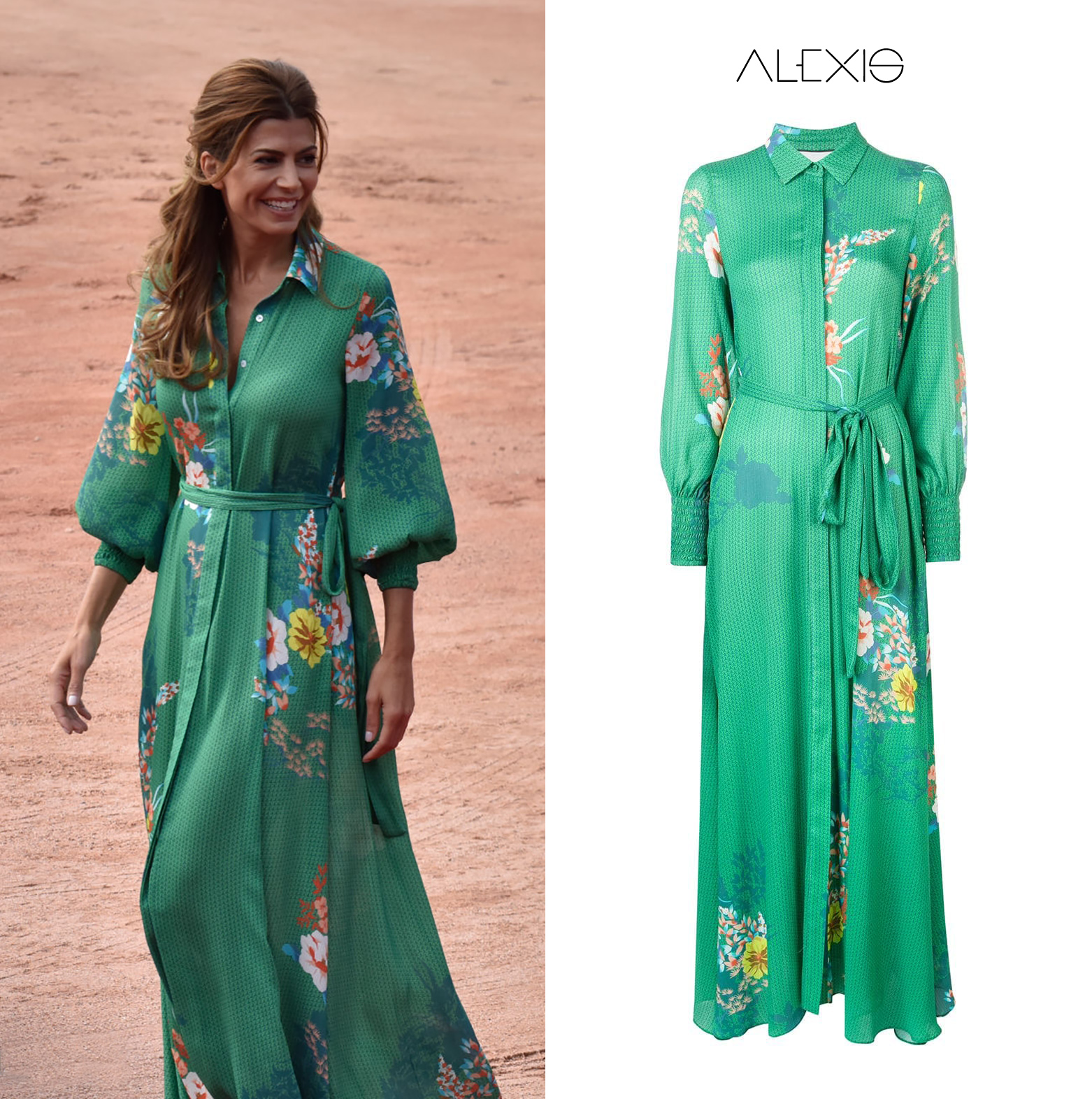 Juliana_Awada_India_Vestido_Verde_Estampado_Green_Yadira_Dress.jpg