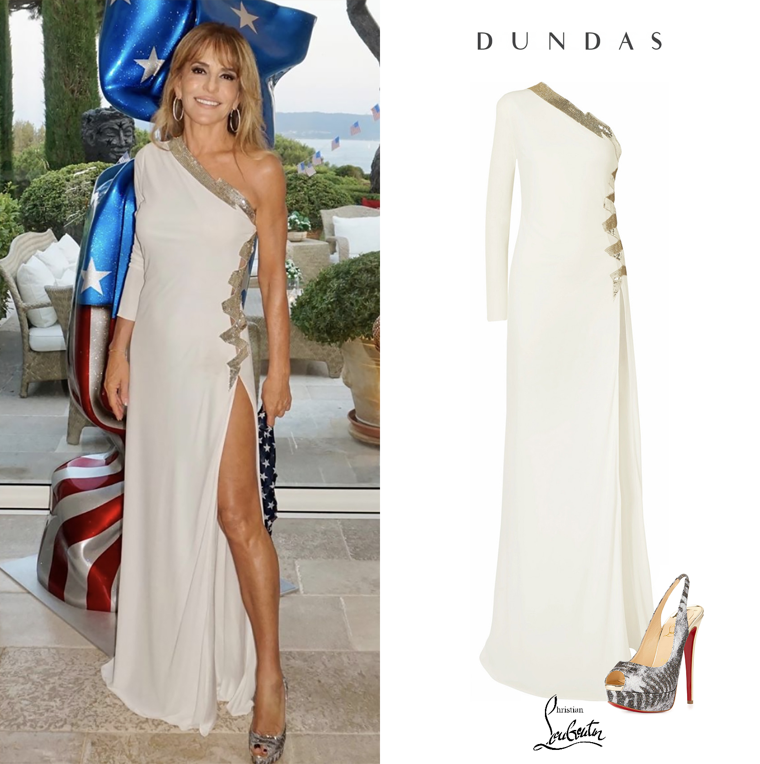 Patricia_della_Giovampaola_Darenberg_One_Shoulder_Embellished_Dress_peter_dundas_louboutin_metallic_lady_peep.jpg