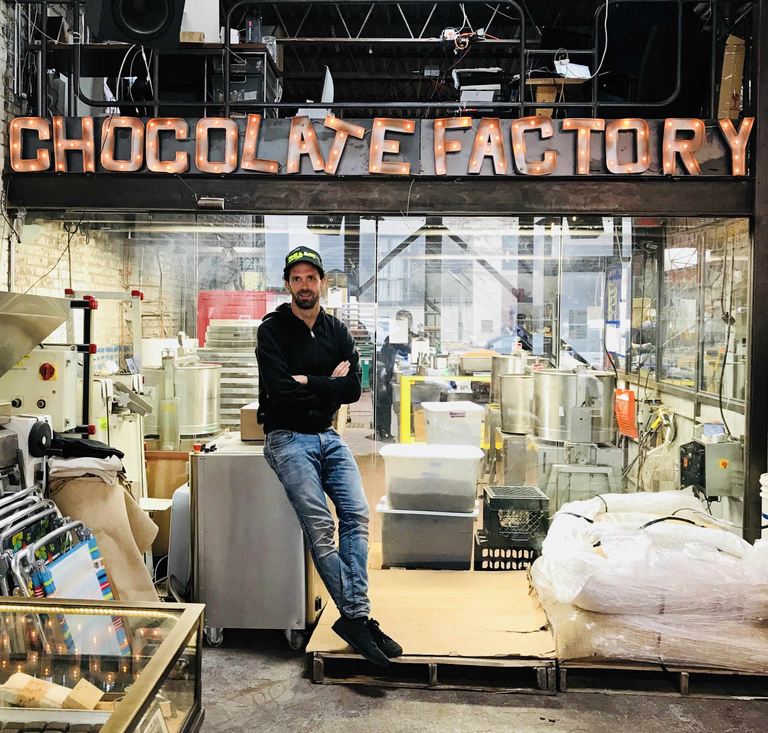 Daniel in the factory.jpg