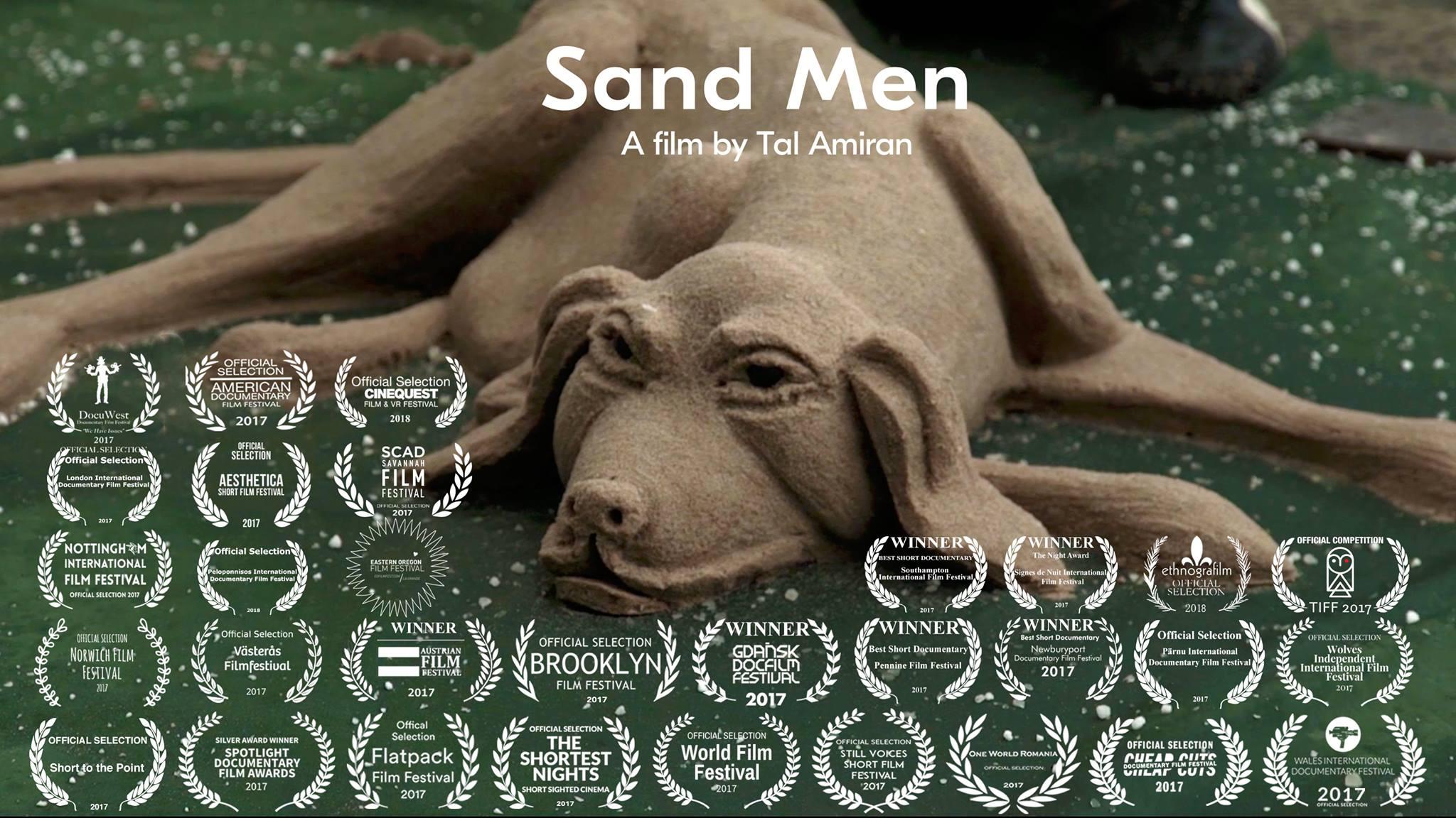 SAND MEN