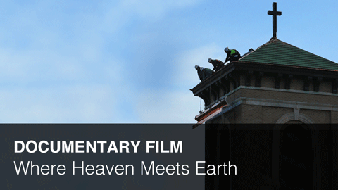 Where Heaven Meets Earth, Restoring the Sacred Saint Peter Church