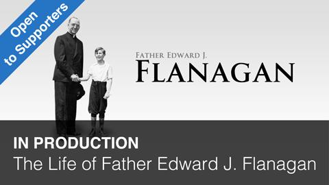 Flanagan: God's Work, Not Mine