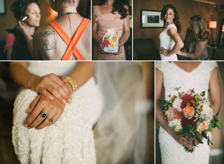 bride wedding details dress makeup flowers jewelry