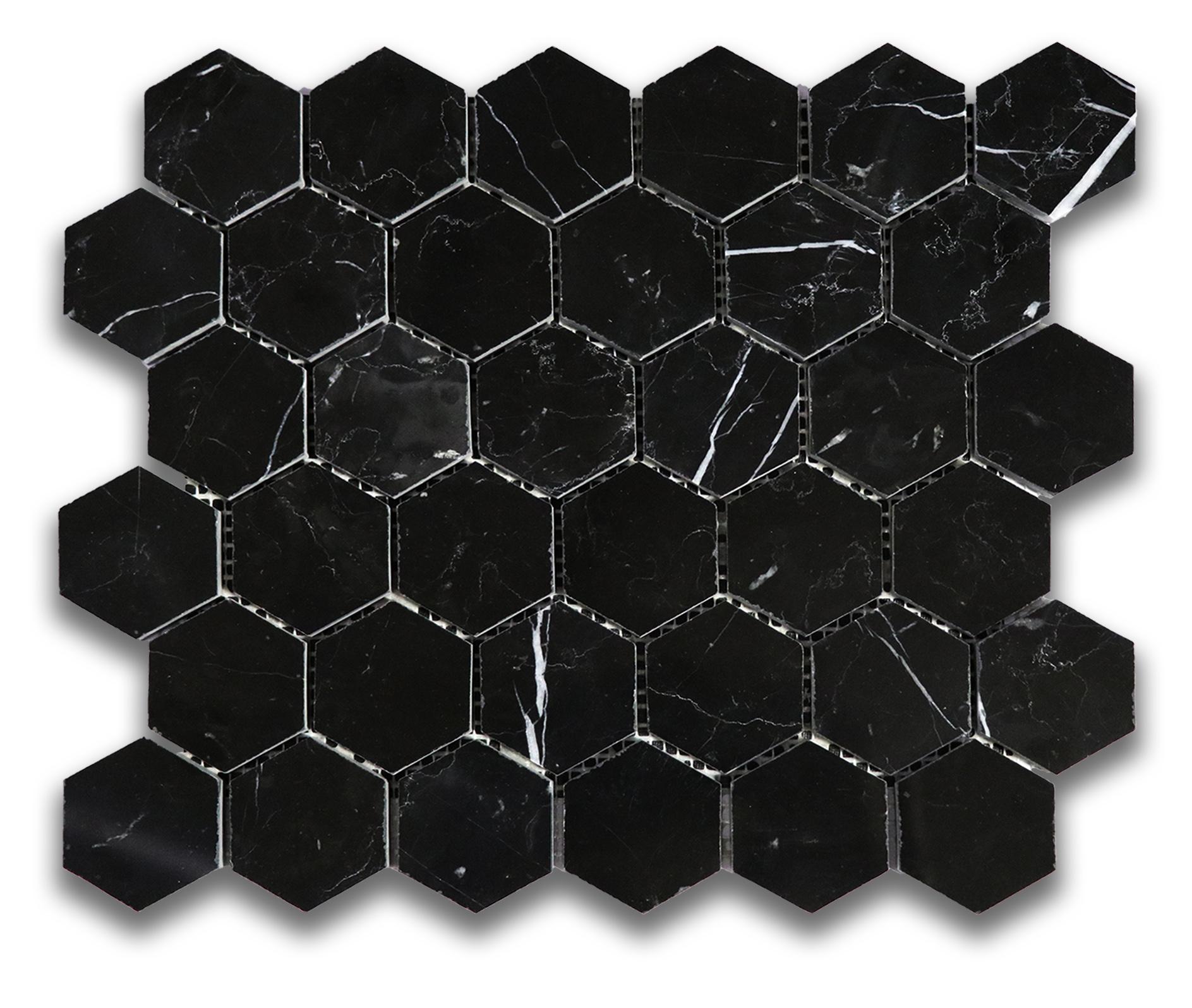 Nero Hexagon