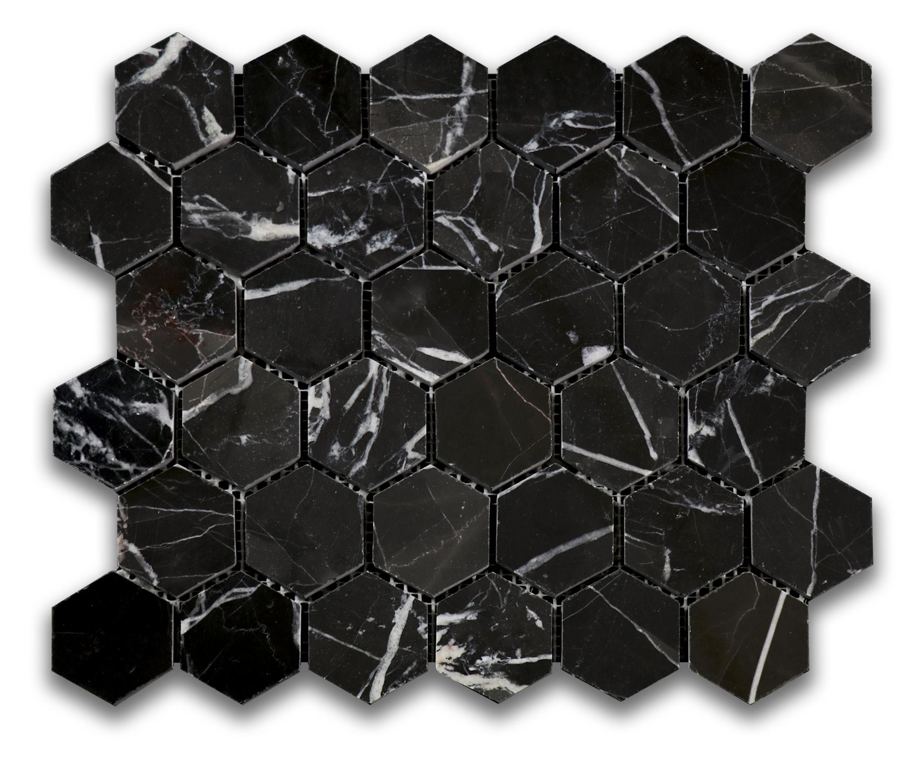 Nero St. Gabriel Hexagon