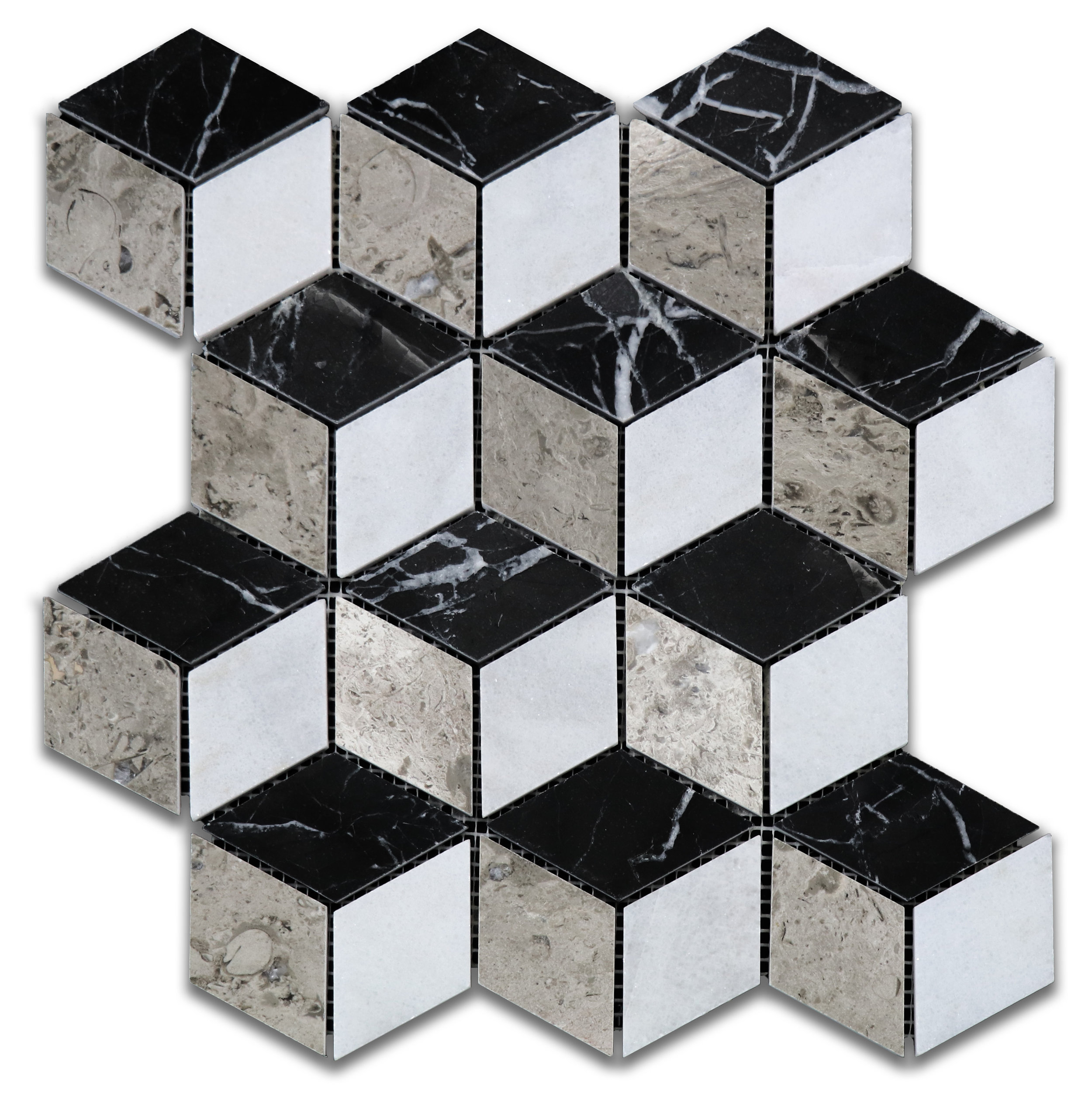 Taylor Cube Mosaic