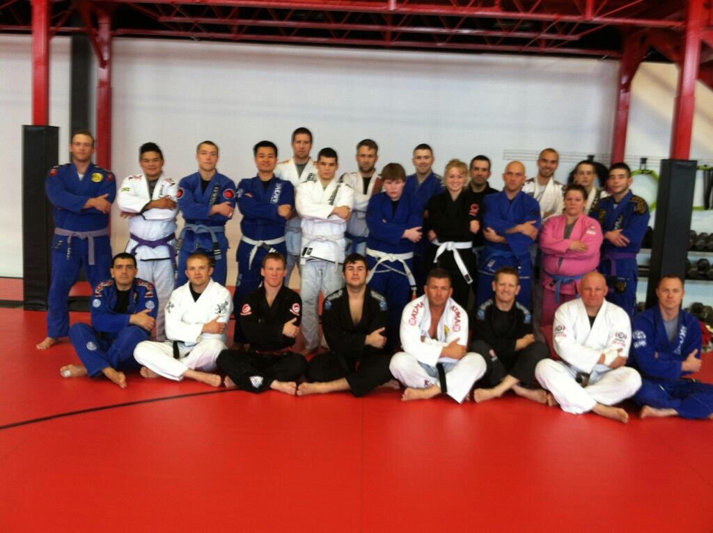 My first seminar at Chris's way back a few years ago