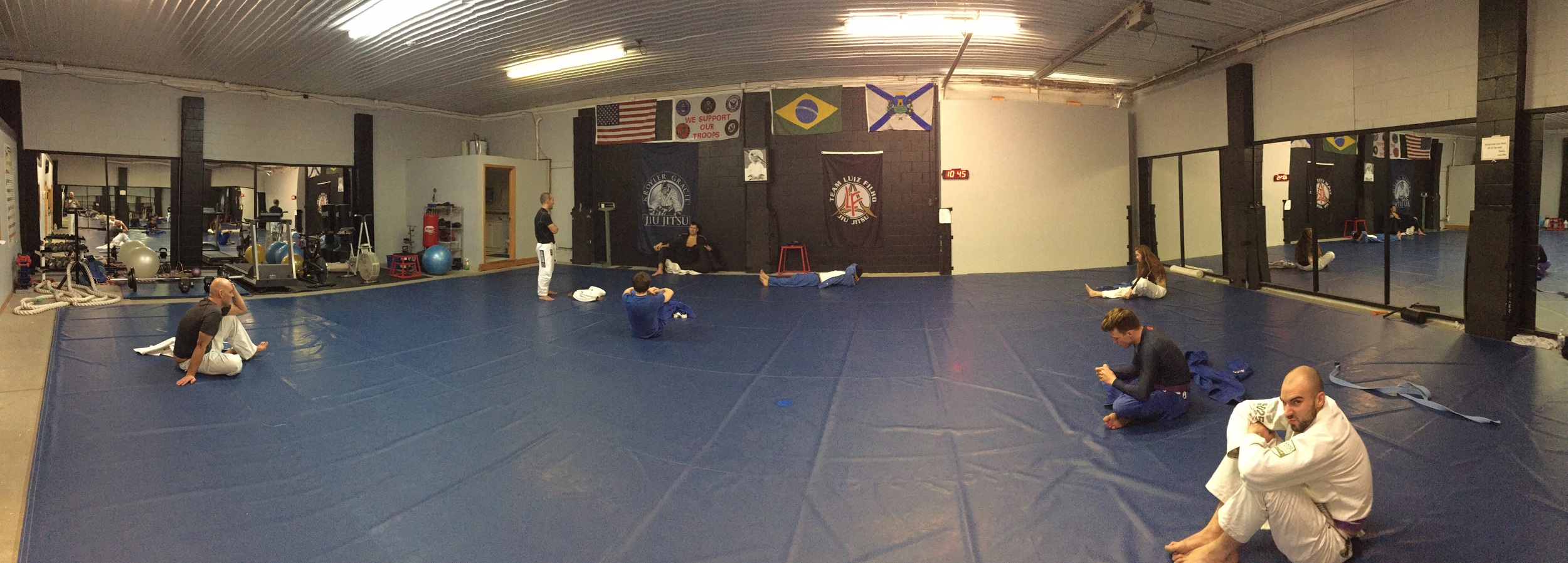 After comp class we discussed some jiujitsu philosophy and theory.