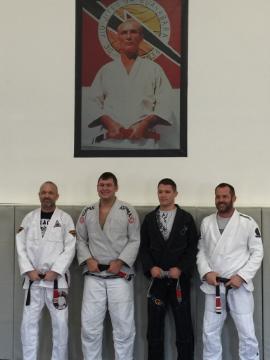 Chet, Kroyler, James and Alan