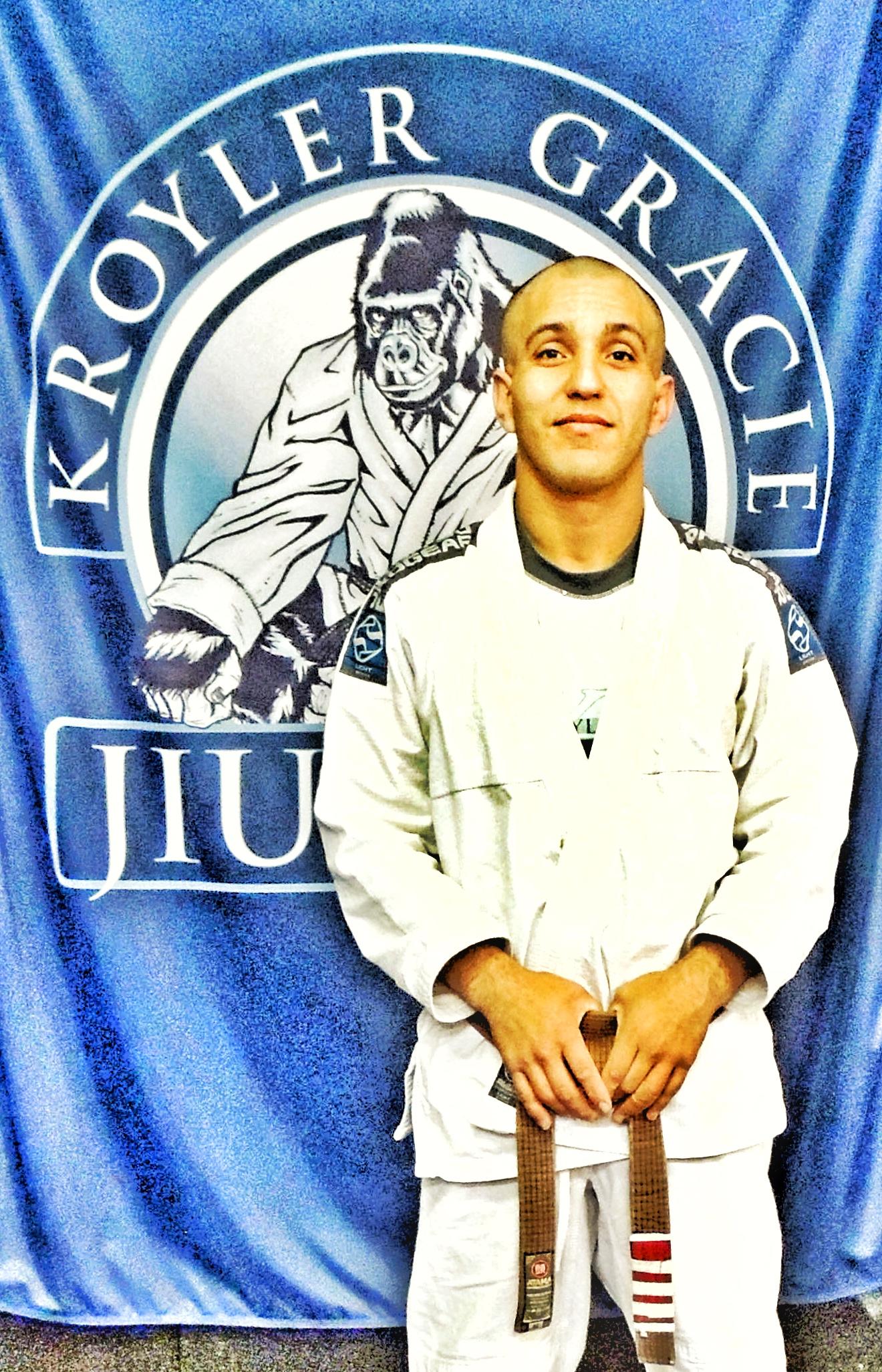 Victor Quinones - Instructor at Kroyler Gracie Jiu-Jitsu HQ