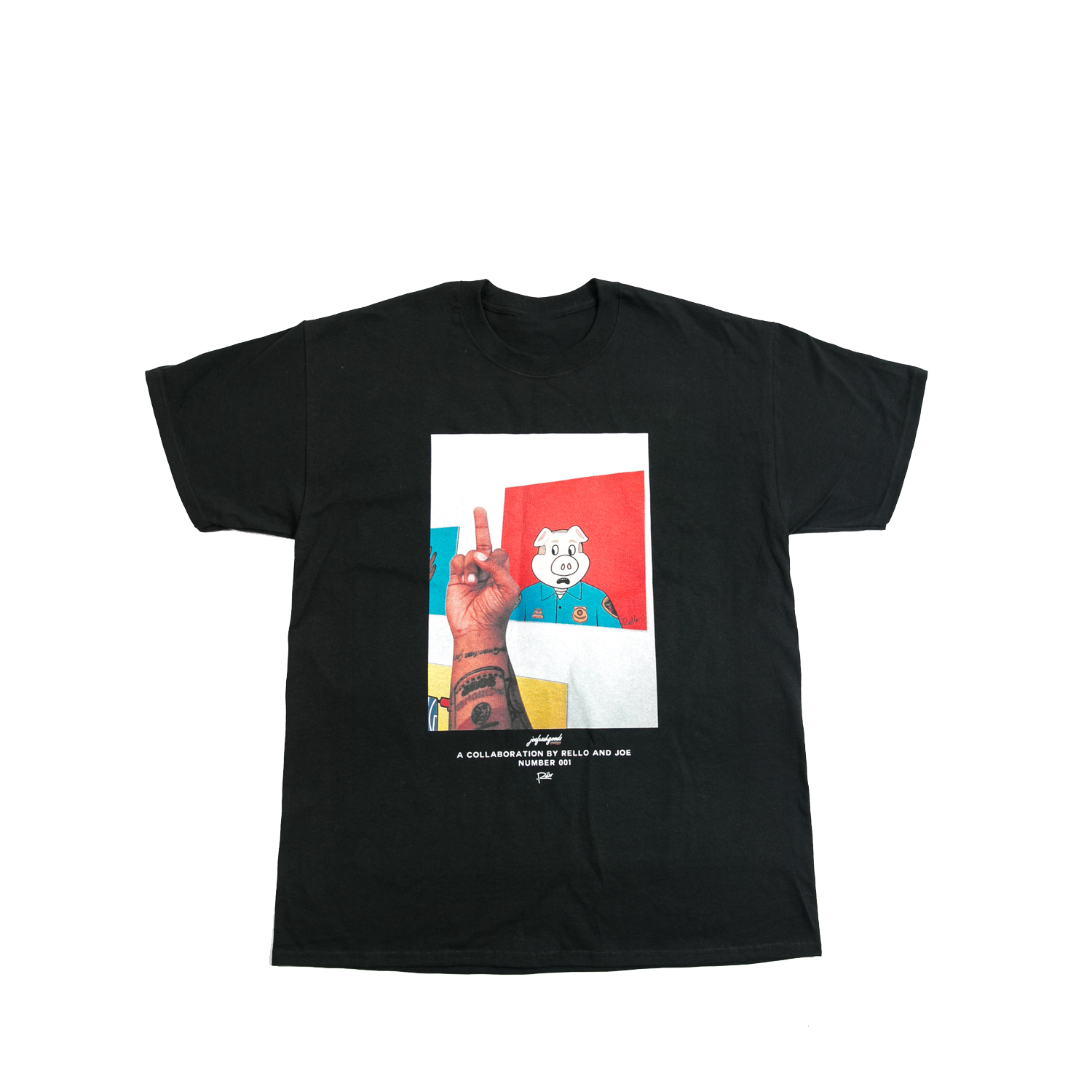 "Rello x Joefreshgoods ""Friendship Collab 001"" -2015"