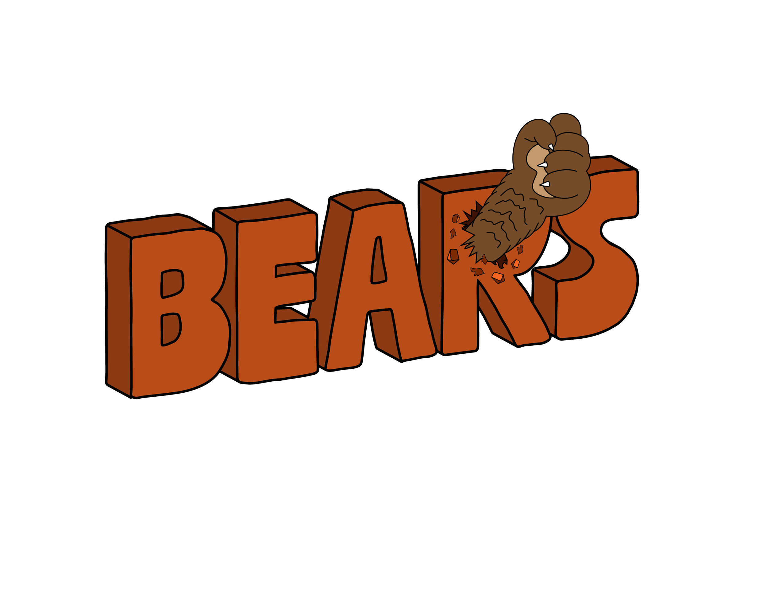 BEARS RELLO LOGO