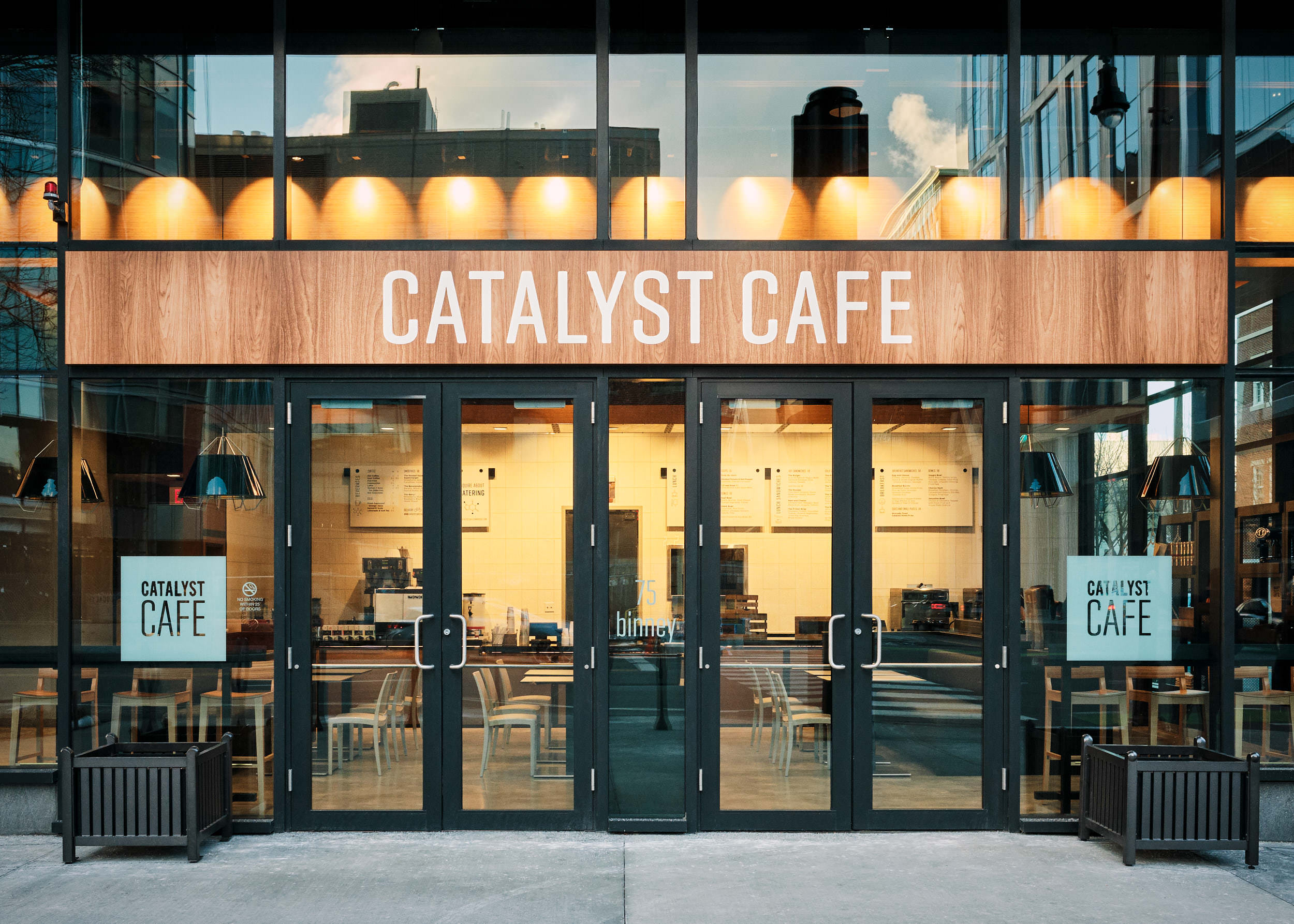 Catalyst Cafe
