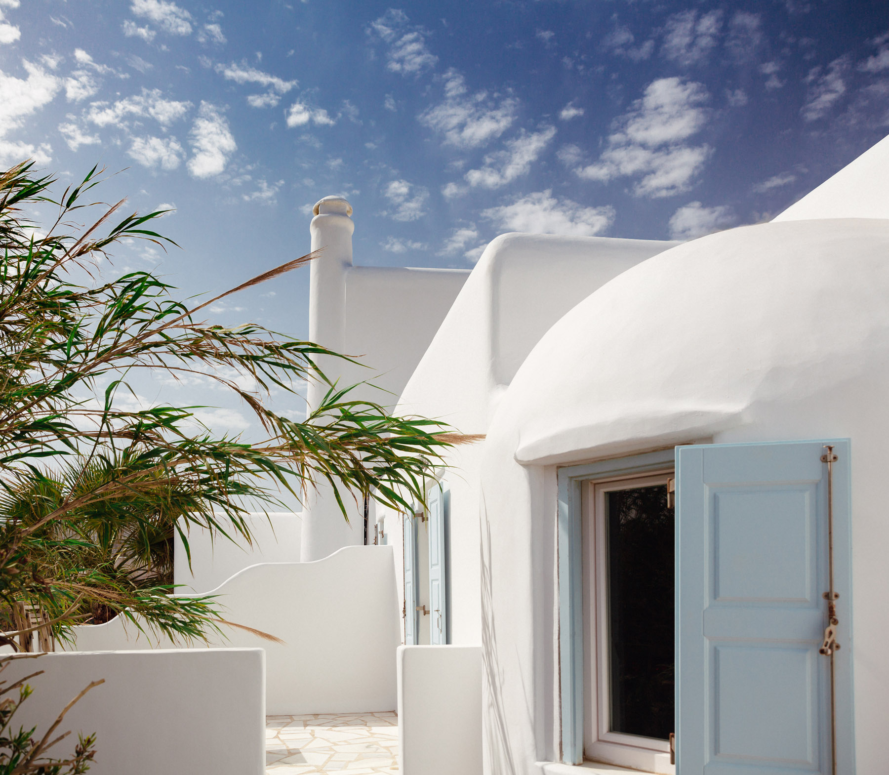 Lodgings in Mykonos