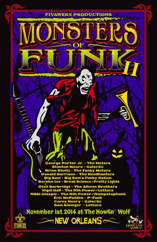 Monsters Of Funk