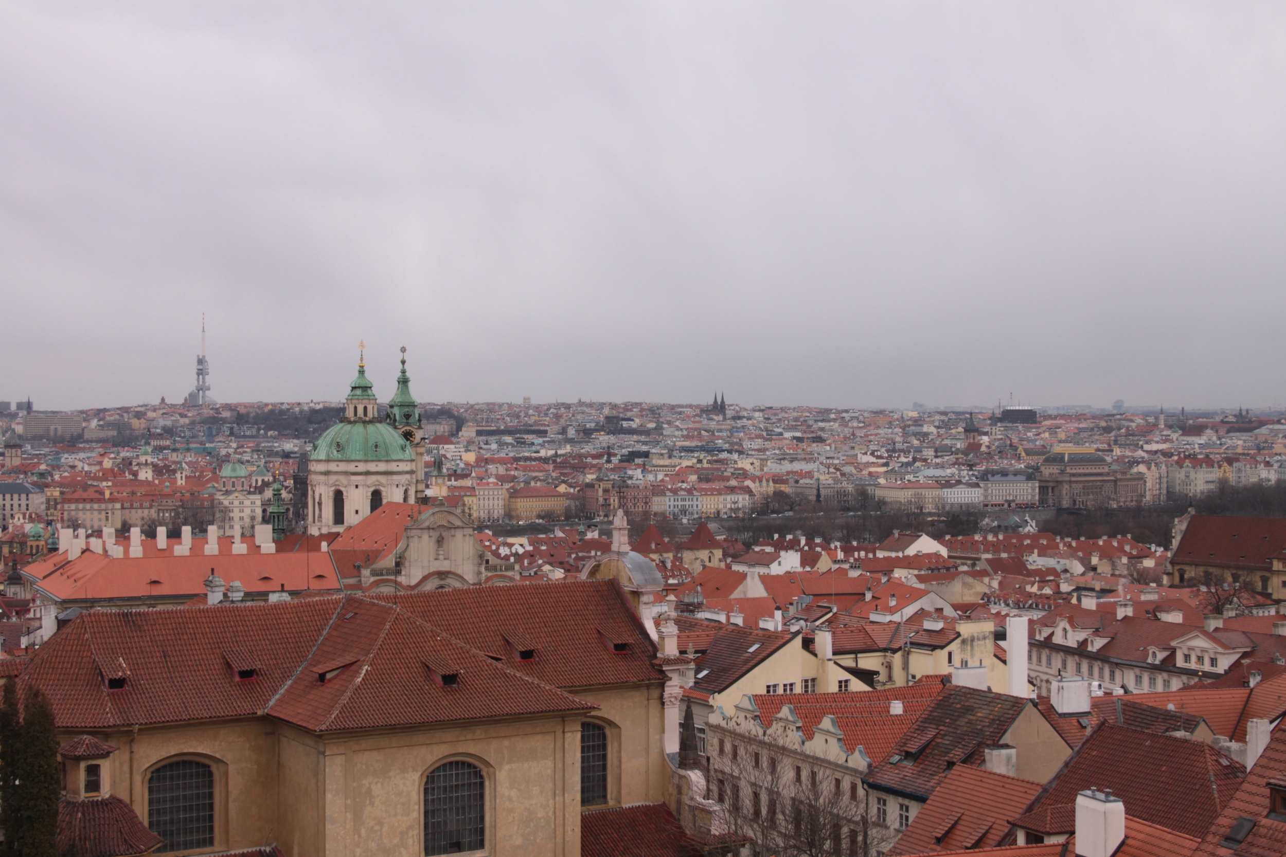City Overlook, Prague