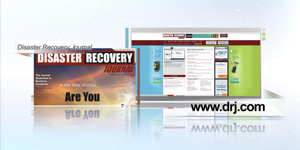 Disaster Recovery Journal Fallworld Promo