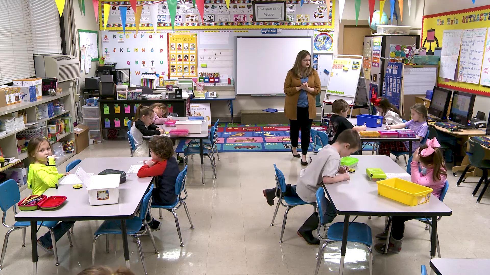 Matthews Elementary School